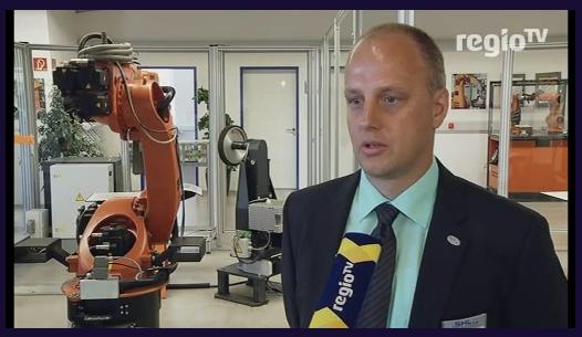 Fernsehbericht Regio TV über SHL anlässlich des 25-jährigen Jubiläums